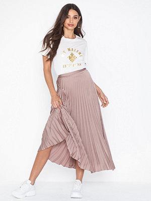 Kjolar - Neo Noir Boni Plisse Skirt