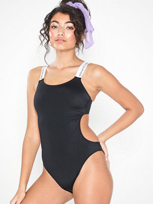 Calvin Klein Underwear Open Cut One Piece