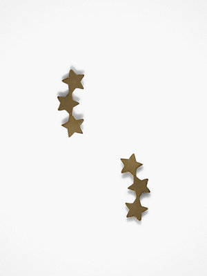 MINT By TIMI örhängen Three Star Earrings