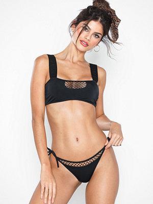Calvin Klein Underwear Mesh String Side Tie Bikini