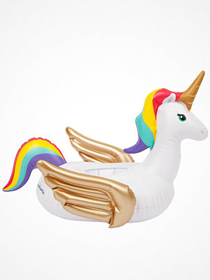 Strandplagg - Sunnylife Inflatable Unicorn Drink Holder