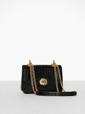 Topshop svart axelväska Shelly Crossbody