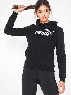 Sportkläder - Puma Ess Logo Hoody Fl