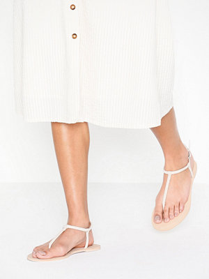 NLY Shoes Simple Sandal Beige