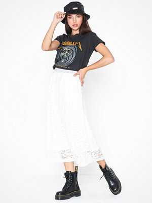 Pieces Pcbeda Hw Ankle Lace Skirt