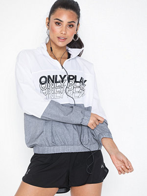 Sportkläder - Only Play Onpsunset Highneck Anorak