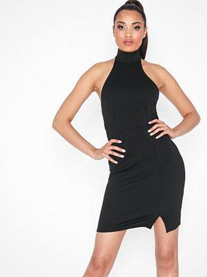 Missguided Choker Mini Dress