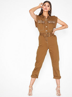 Jumpsuits & playsuits - River Island Ziggy Boilersuit