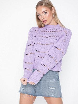 Tröjor - NORR Chase knit top