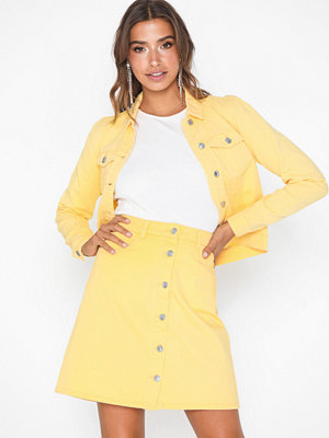 Kjolar - Only onlFARRAH Color Dnm Skirt