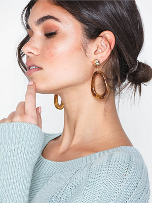 NLY Accessories örhängen Sweet Like Syrup Earrings
