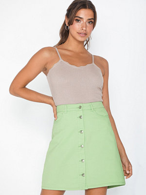 Only onlFARRAH Color Dnm Skirt