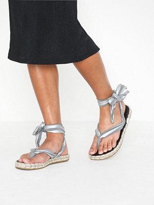 Sandaler & sandaletter - Nalho Karabi Sandal Metallic