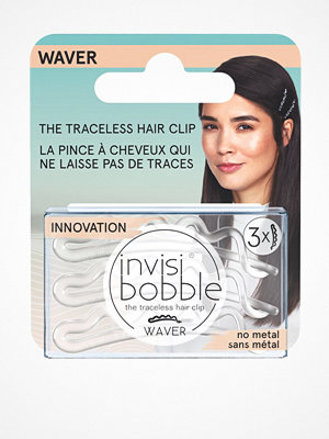 Övriga accessoarer - Invisibobble invisibobble WAVER Crystal Clear hanging pack
