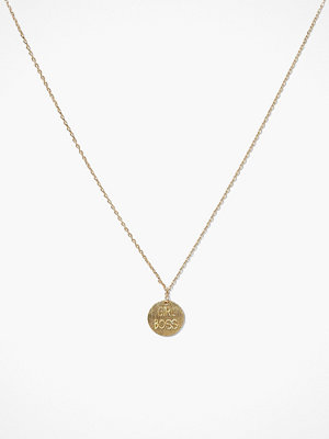 MINT By TIMI halsband Girl Boss Necklace