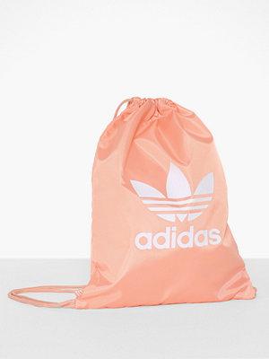 Adidas Originals ryggsäck med tryck Gymsack Trefoil