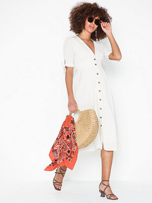 Vero Moda Vmmila Ss Calf Dress Wvn Ki