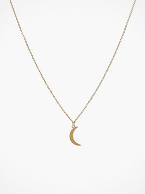 MINT By TIMI halsband Crescent Moon Necklace