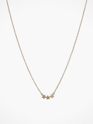MINT By TIMI halsband Three Star Necklace