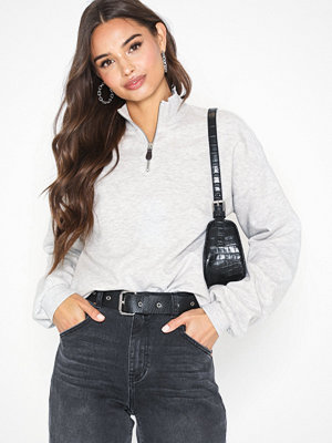 Tröjor - NLY Trend Perfect Zipper Sweat