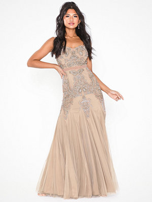 Dolly & Delicious Embellished Fishtail Maxi Dress