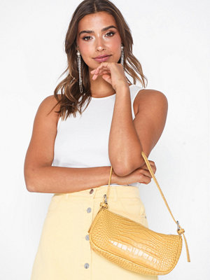 NLY Accessories gul axelväska Bring It Back Bag