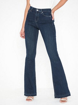 Jeans - Topshop Indigo Flare Jeans