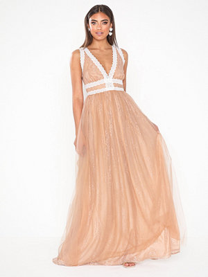 True Decadence Bohemian long lace dress