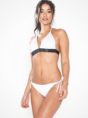 Calvin Klein Underwear Cheeky String Side Tie Bikini