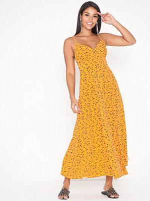 Glamorous Midi Flower Dress