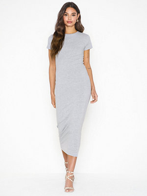 NLY Trend Maxi Tee Melange Dress