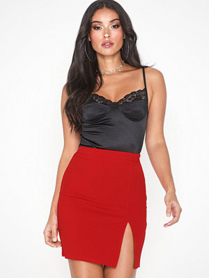 Kjolar - NLY One Mini Slit Skirt
