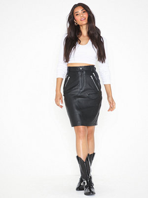 Stolen Girlfriends Club Road Trip Pencil Skirt