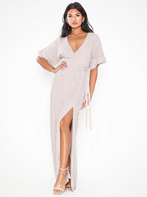 NLY Eve Beaded Kimono Gown