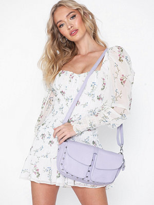 Unlimit omönstrad axelväska Shoulder Bag Emily