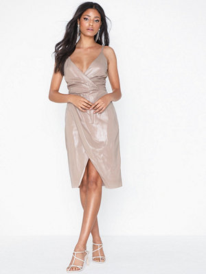NLY Eve Twisted Slip Dress