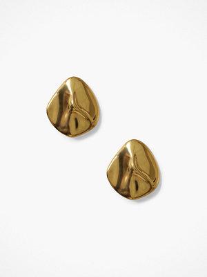 Cornelia Webb örhängen Molded Organic Stud Earring