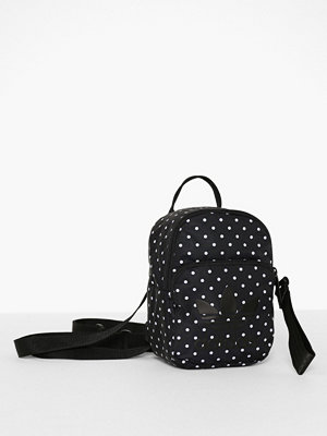 Adidas Originals svart prickig axelväska Backpack Mini