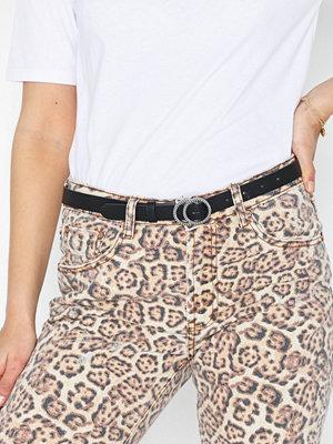 Bälten & skärp - Pieces Pckarren Structure Jeans Belt D2D