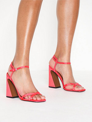 Pumps & klackskor - Topshop Redemption Pink Sandals