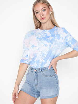 Gina Tricot Molly Hi-Waist Denim Shorts