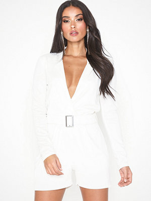 Jumpsuits & playsuits - NLY Trend Blazer Playsuit