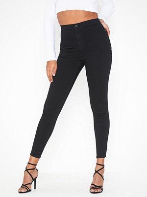 Jeans - Topshop Black Joni