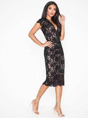 Festklänningar - Honor Gold Arianna Midi Dress