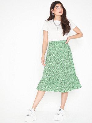 Jacqueline de Yong Jdystar Frill Midi Skirt Wvn Fs