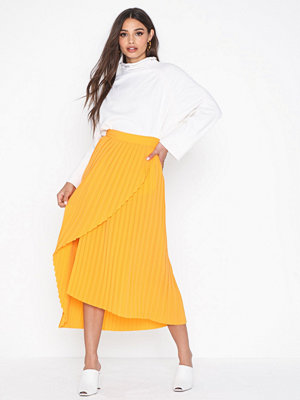 Selected Femme Slfmelly Mw Midi Skirt B