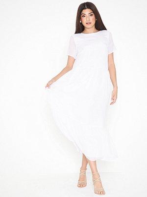 Pieces Pccasandra Ss Midi Dress