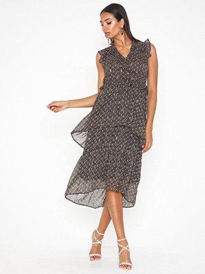 Festklänningar - Neo Noir Selma Crepe Chiffon Dress