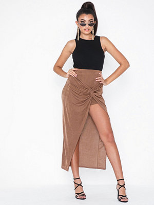 NLY Trend Twist Glam Skirt