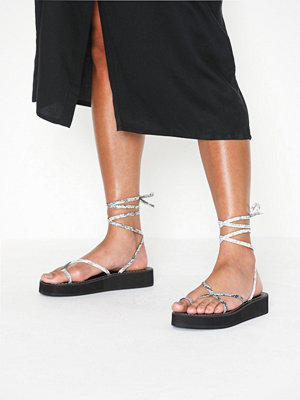 Topshop FLISS Wrap Sandals